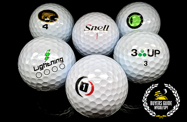 Buyer's Guide – Direct To Consumer Golf Balls