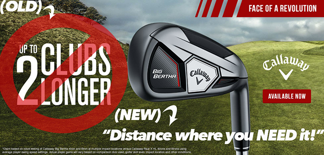 Post image for Callaway's Hand Slapped Over Misleading Marketing