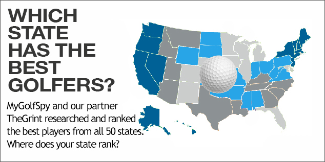 Post image for Study: Golfer Performance By State