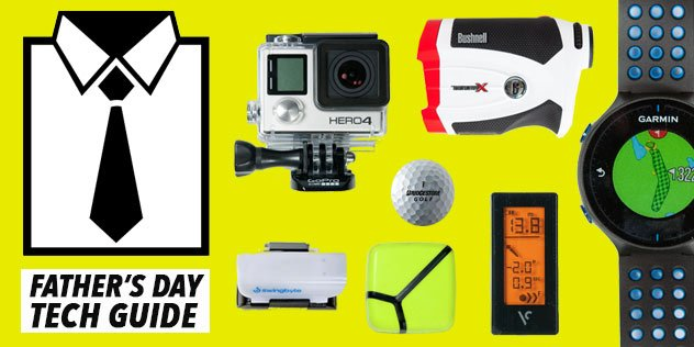2015 Father's Day Golf Gift Guide