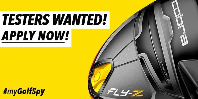 WANTED – Club Testers! (Cobra Fly-Z & Fly-Z+ Fairway Woods)