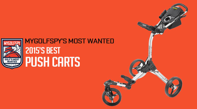 Most Wanted Push Cart 2015