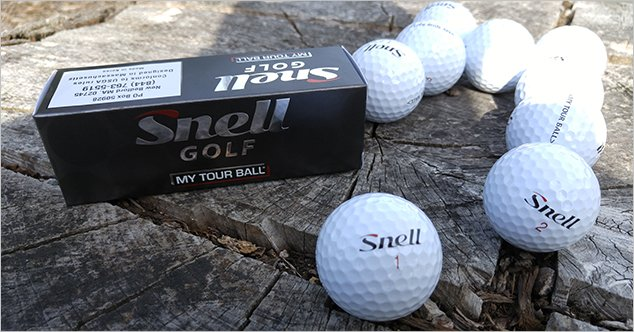 What Makes Snell Golf Balls So Good? The Answer is Simple.