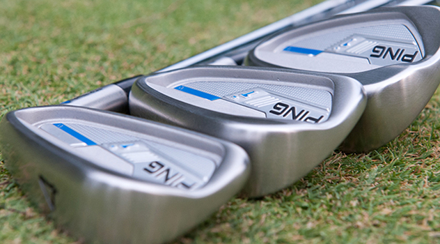PING Reinvents i-series with i iron