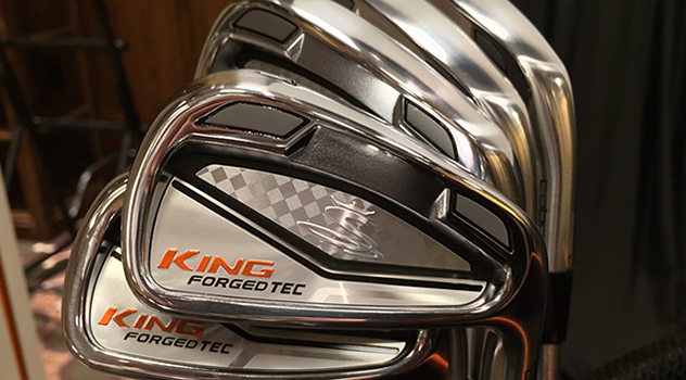 First Look – Cobra Forged TEC Irons