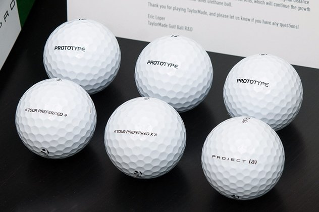 First Look – TaylorMade 2016 Tour Preferred, Tour Preferred X and Project(a) Golf Balls