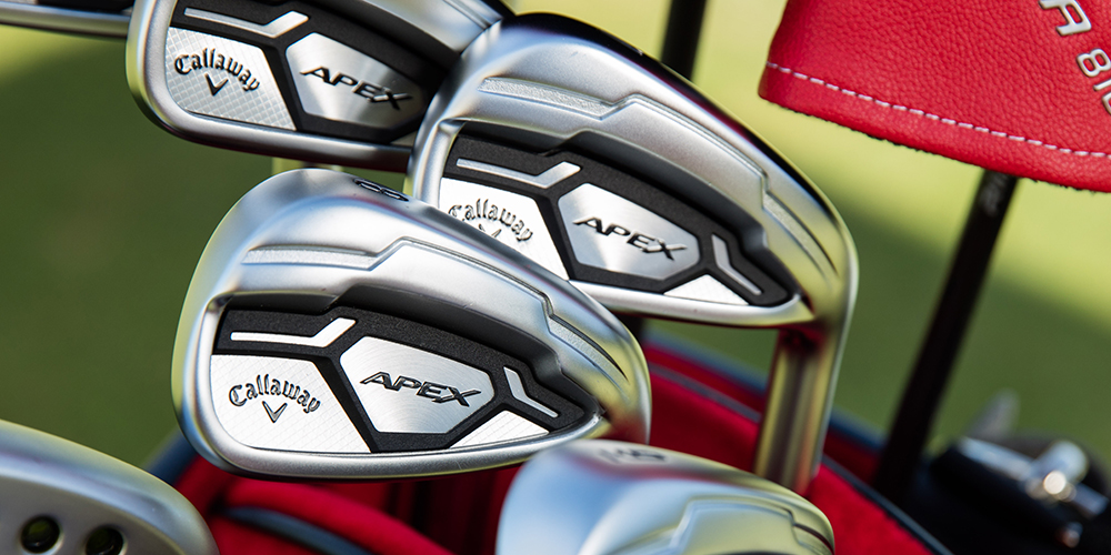 Callaway Apex Cf 16 Brings Cup Face Technology To A Forged Iron
