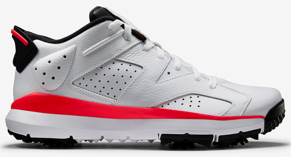 60d1ec997300 Yes or No  Nike Air Jordan 6 Golf Shoes