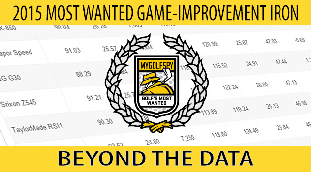 Most Wanted Game-Improvement Iron: Beyond the Data