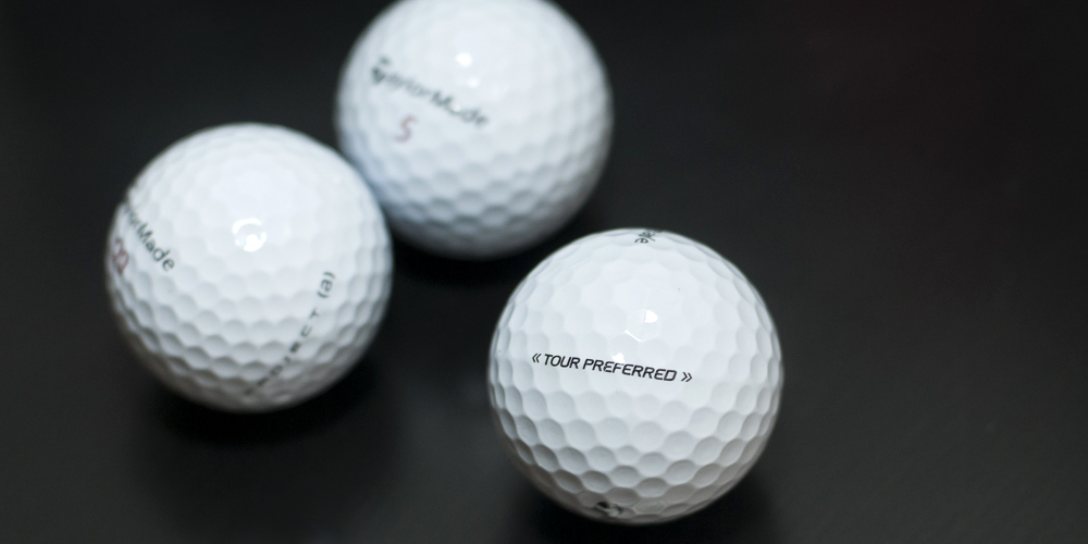Taylormade Tour Preferred Balls