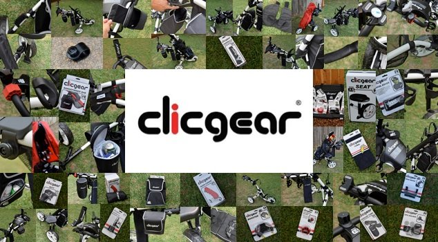 The Clicgear Accessory-fest