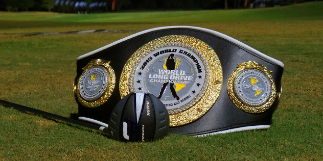 What's In The Bag: World Long Drive Championship