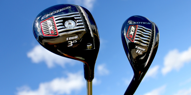 Tour Edge EX9 Fairways and Hybrids Get the Tour Treatment