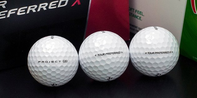 TaylorMade Has 3 New Premium Balls For 2016