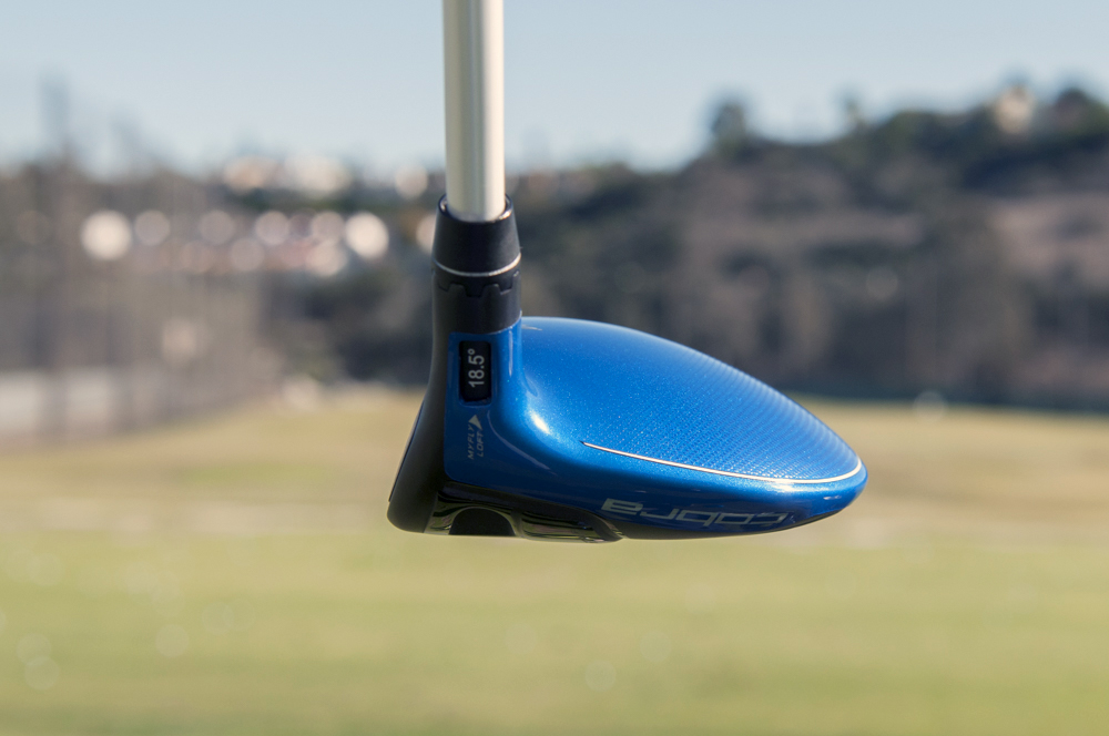 Cobra F6 Fairway One Head Is Better Than Two