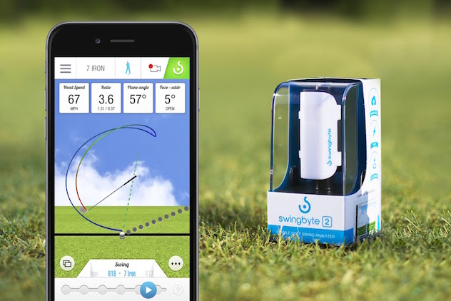 TESTERS WANTED! Swingbyte 2 with Virtual Coach
