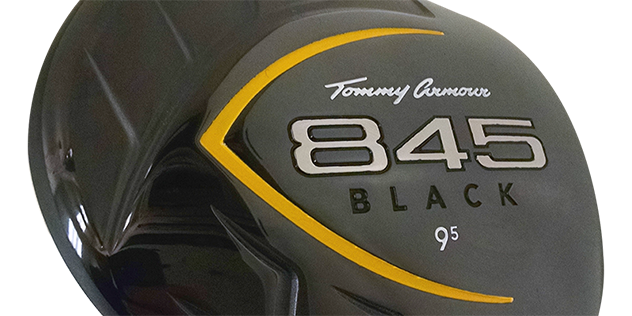First Look – Tommy Armour 845 Black Driver