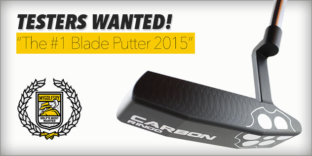TESTERS WANTED!!! – CARBON RINGO 1/4 PUTTER