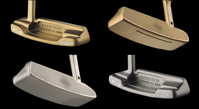 First Look: PING Anser TR 1966 Putters