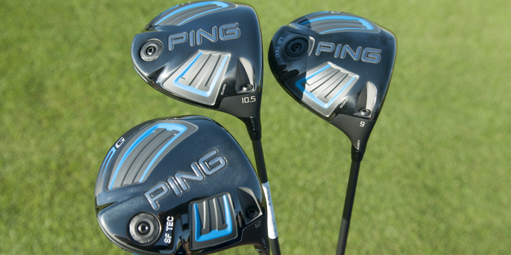 PING G DRIVER-101