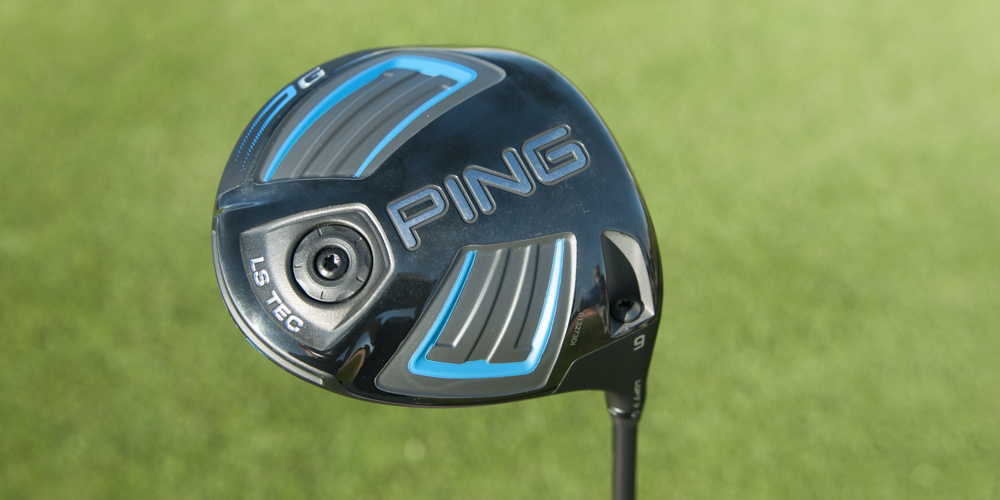 PING G DRIVER-102