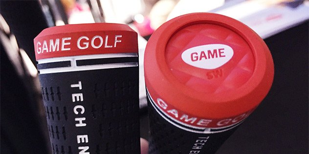 Game Golf releases Smart Grips with Golf Pride