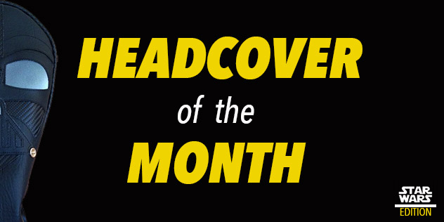"""""""HEADCOVER OF THE MONTH"""""""