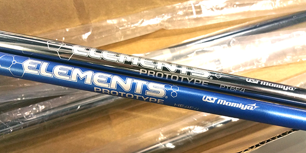 First Look – UST Elements Prototype Shafts