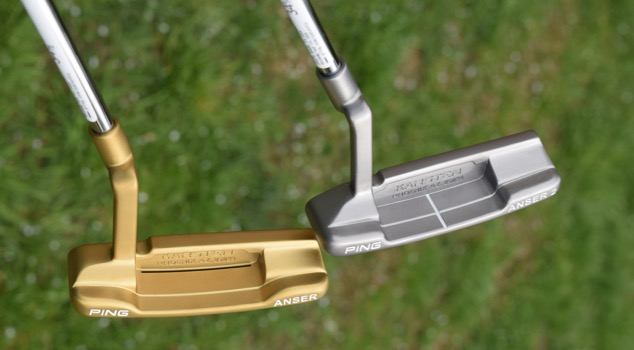 The Club Report: PING Anser TR 1966 Putters