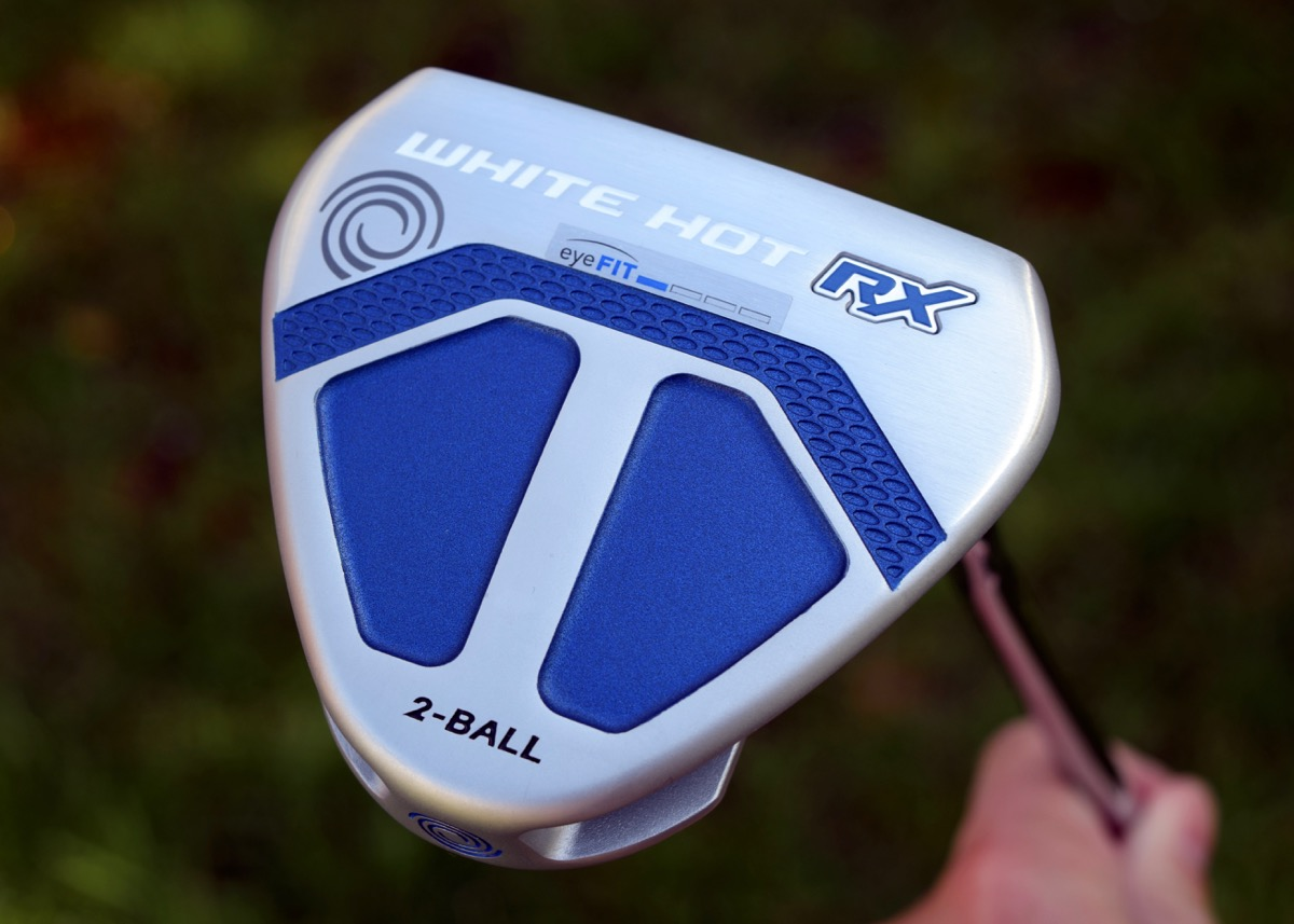 The Club Report Odyssey White Hot Rx Putters