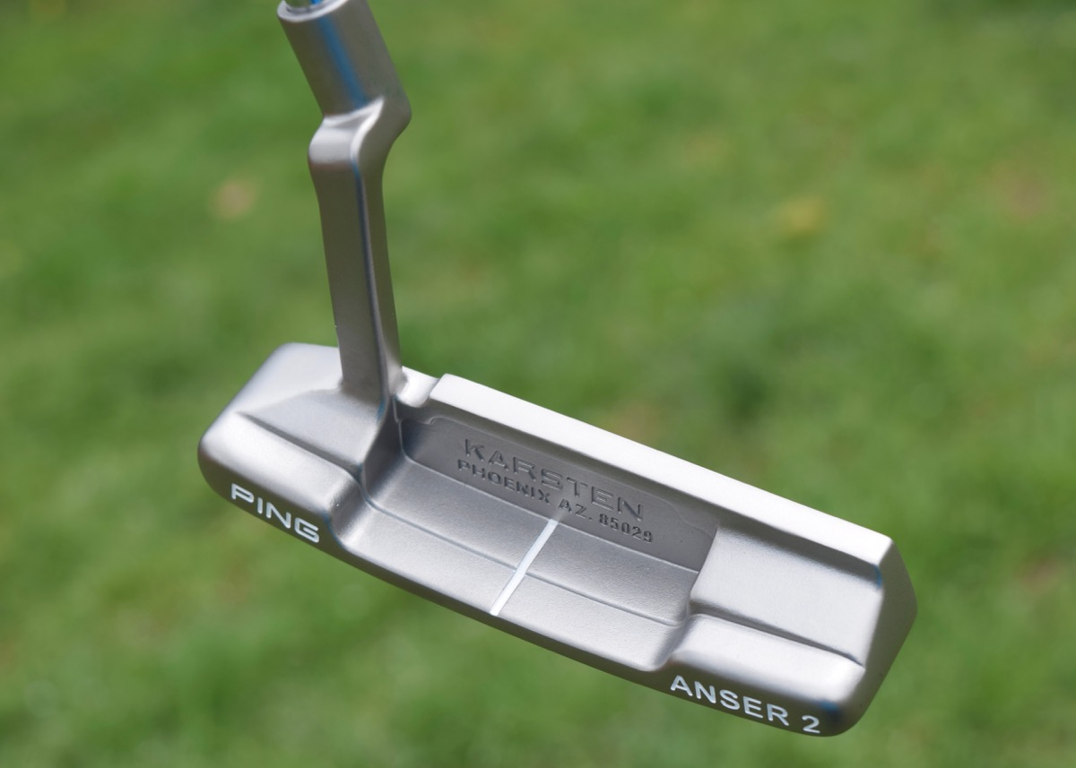 The Club Report PING Anser TR 1966 Putters