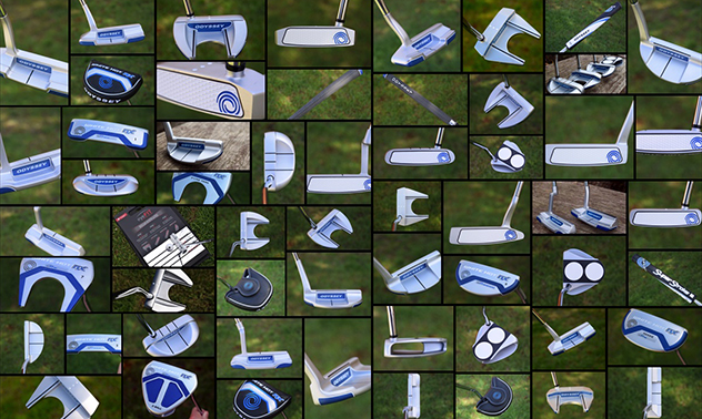 The Club Report: Odyssey White Hot RX Putters