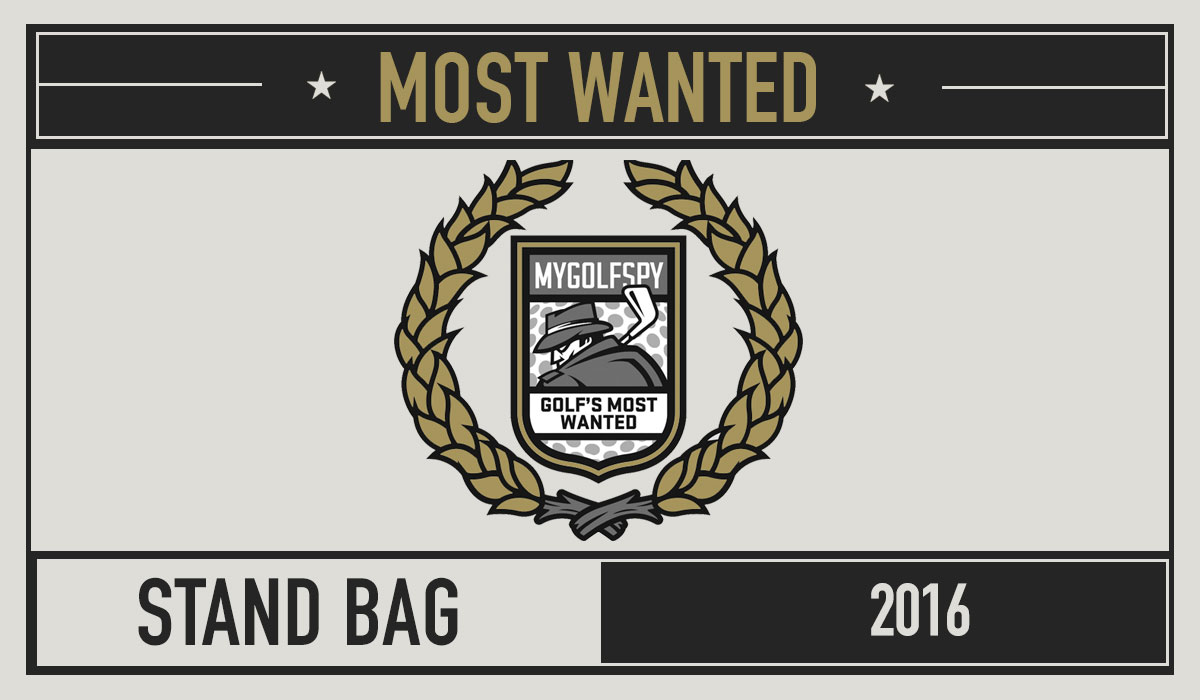 2016 Most Wanted Stand Bag