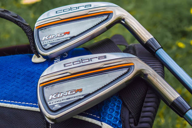 (4) GOLFERS WANTED: Test Cobra KING Irons