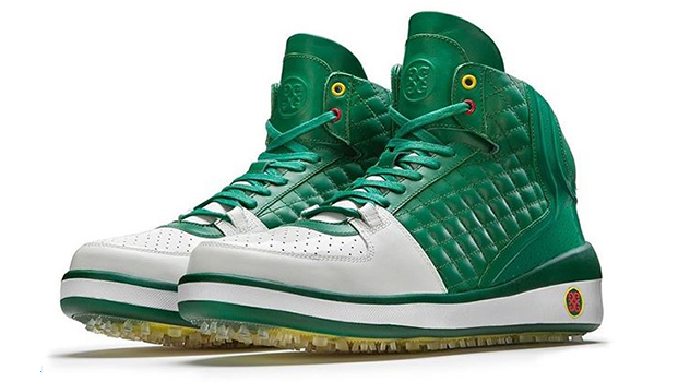 G/Fore Made High Tops for The Masters