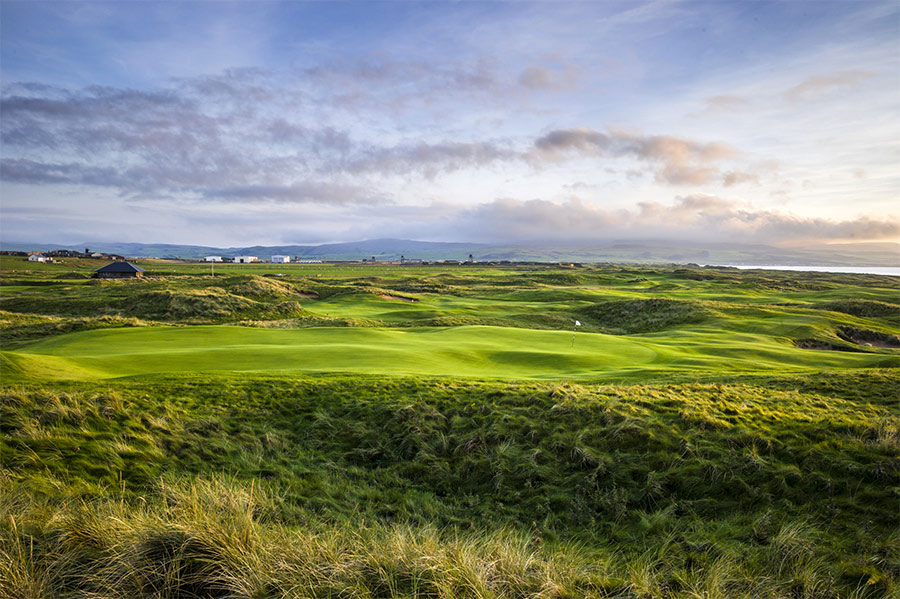 Top 10 scottish golf courses