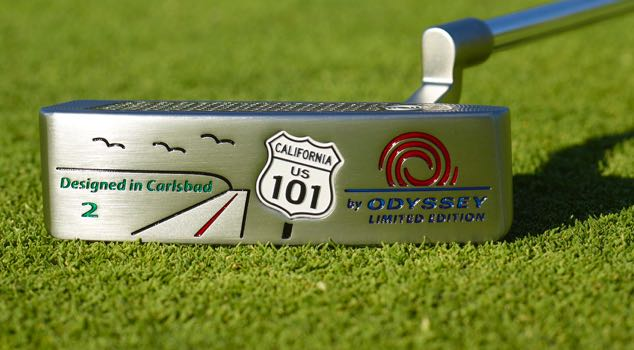 First Look: Odyssey Highway 101 Putters