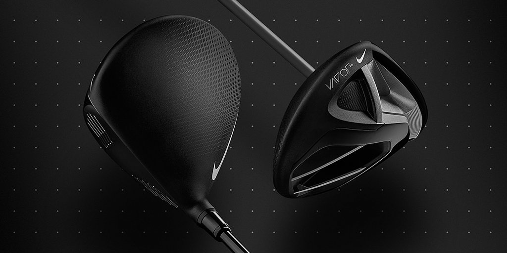 Nike's Vapor Fly Blackout Driver is Just the Beginning