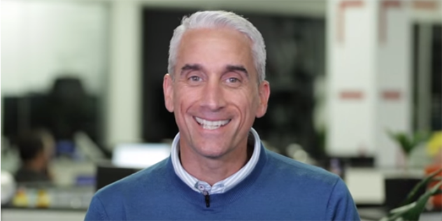 A (Video) Message from TaylorMade CEO, David Abeles