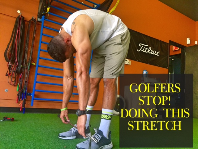 5 Pre-Round Stretches You Should Stop Doing Right Now