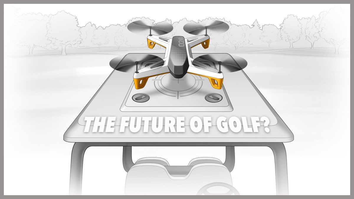 The Future of Golf Might Look Like… What?