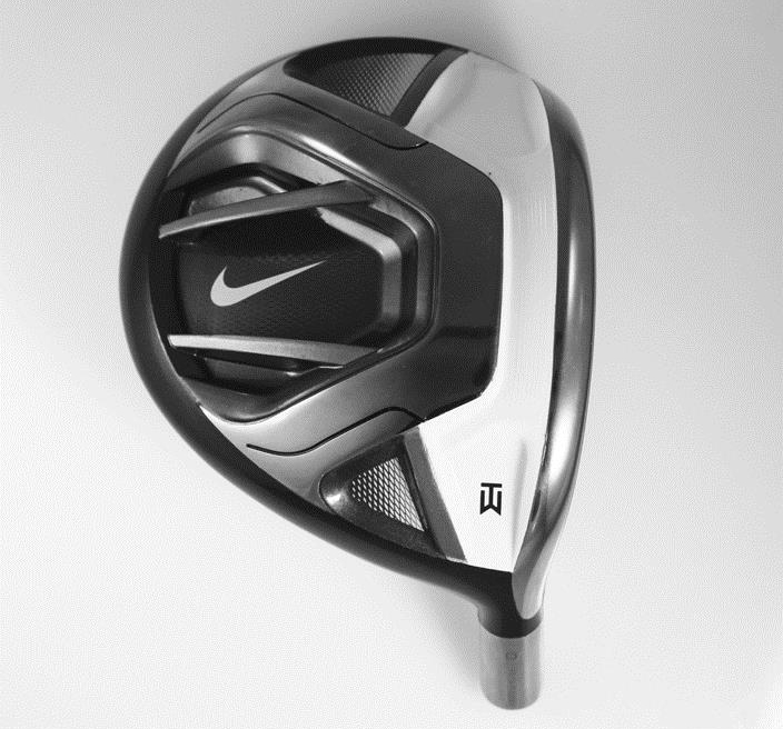 Is this Tiger Woods' new driver?