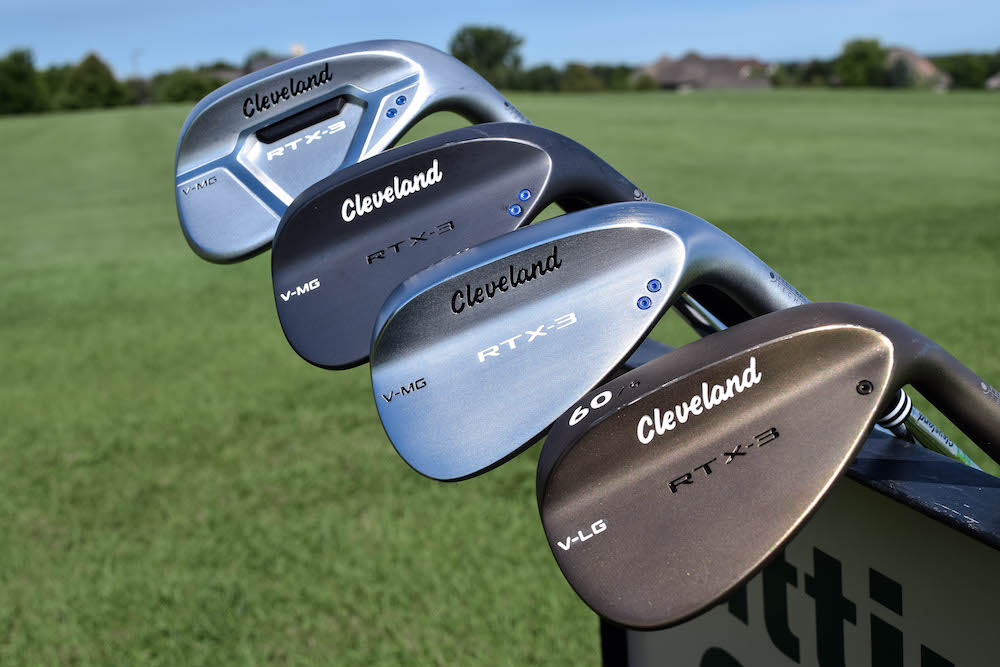 A Shift To The Center: Cleveland RTX-3 Wedges