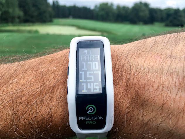 (4) TESTERS WANTED: Precision Pro GPS Golf Band