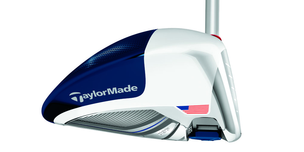 Spend $800 on this TaylorMade Driver, because America