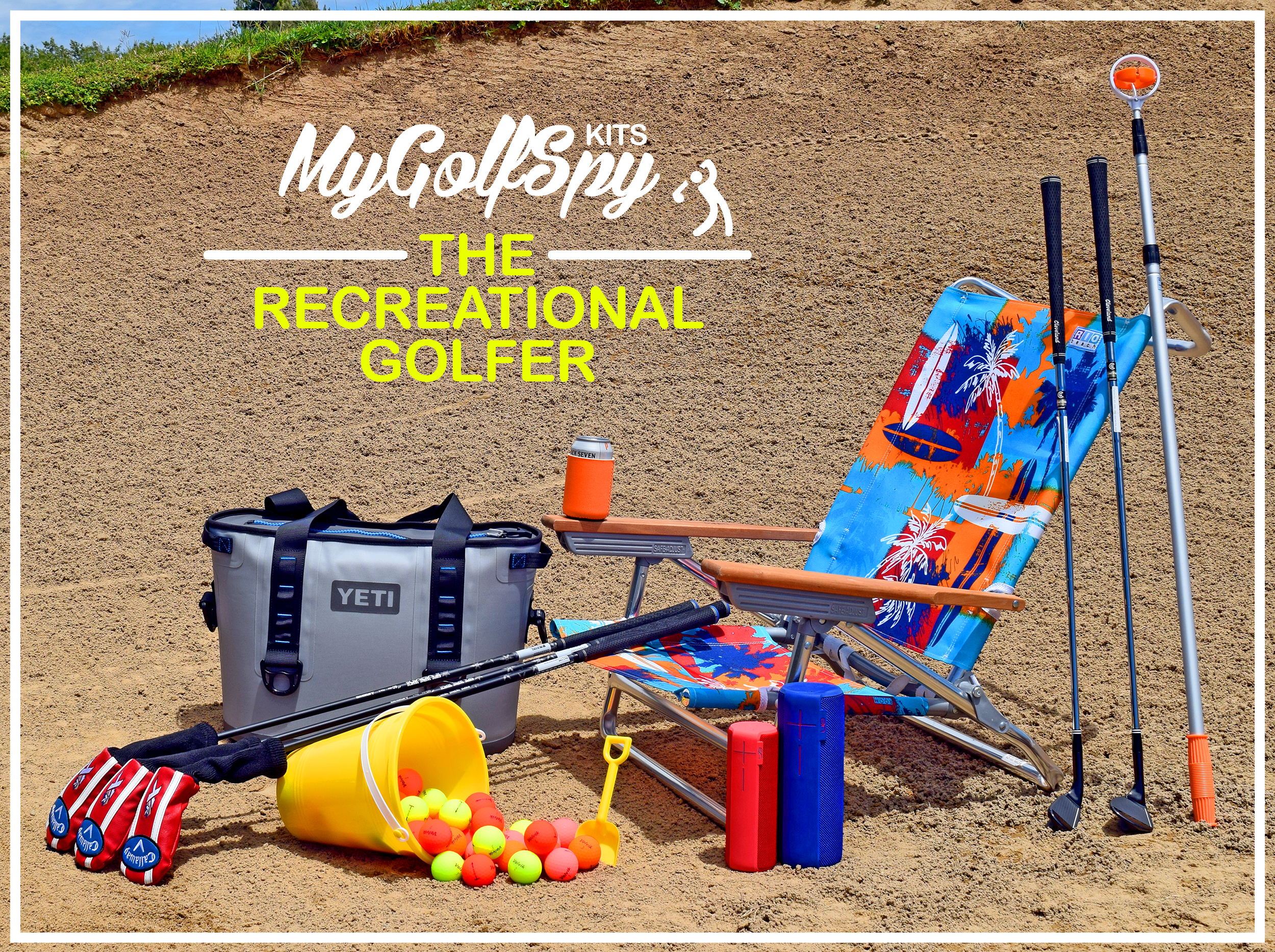 Post image for The Recreational Golfer Kit – Gear for  A Different Kind of Golfer