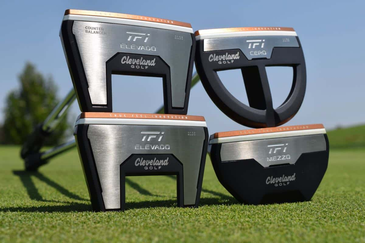 The Club Report: Cleveland Huntington Beach Collection and TFi 2135 Mallets