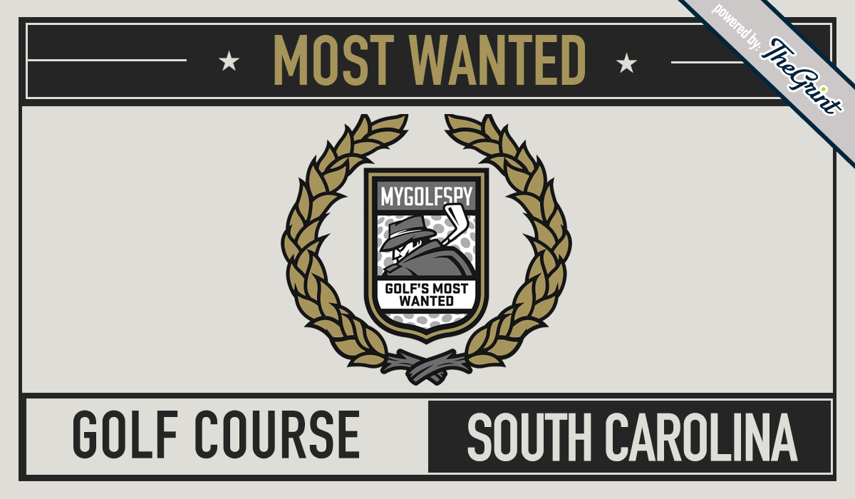 2016 Most Wanted Golf Course – South Carolina