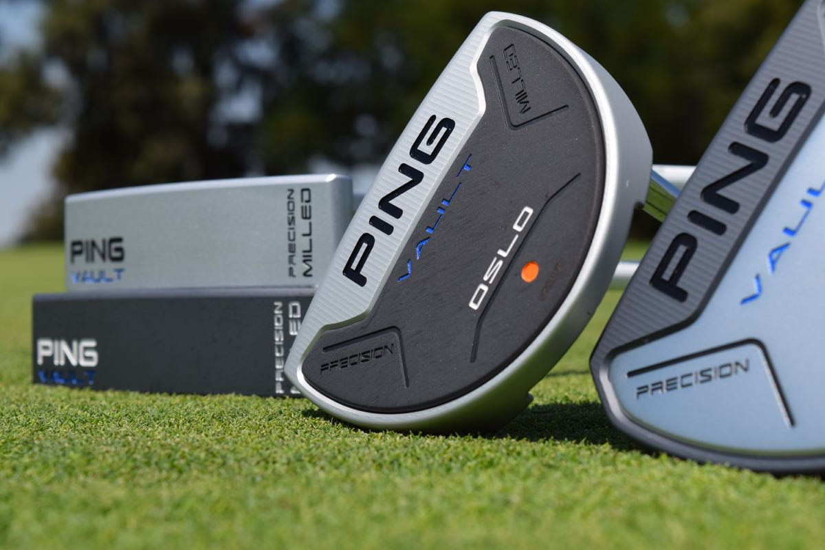 The Club Report: PING Vault Putters
