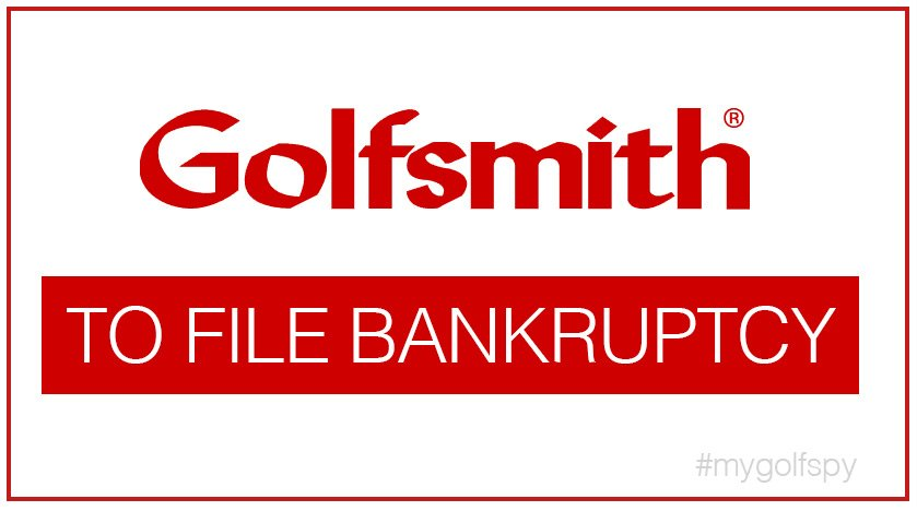 GolfSmith Faced With Possible Bankruptcy